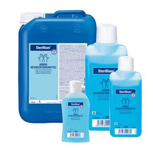 Desinfektion - Hände und Flächen desinfizieren