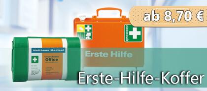 Zur Kategorie Erste Hilfe Koffer