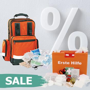 Nachfüllsets für Erste Hilfe Koffer & Verbandschränke